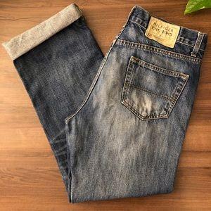 Tommy Hilfiger Vintage Straight Leg Jeans